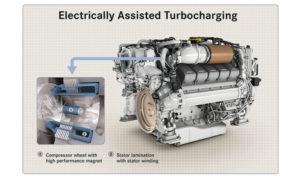 Rolls Royce obtiene nuevas tecnologías para el sistema de carga eléctrica de los motores MTU
